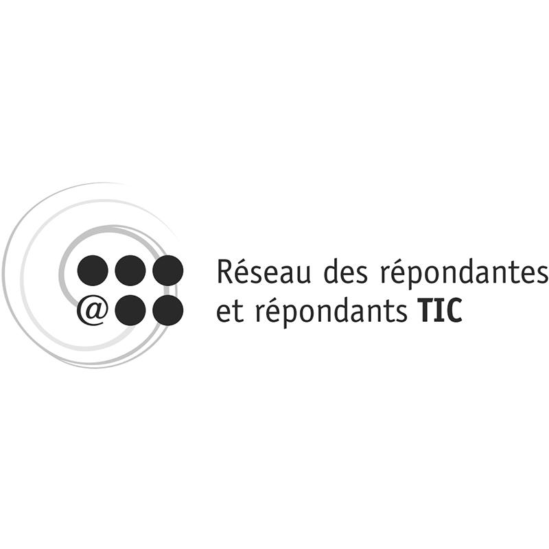 Image of Réseau des répondantes et répondants TIC (REPTIC)